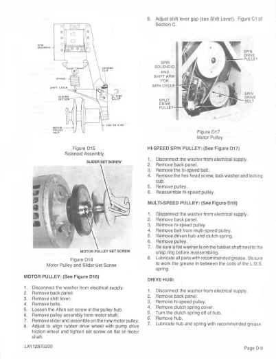 Westy Manual page D-9