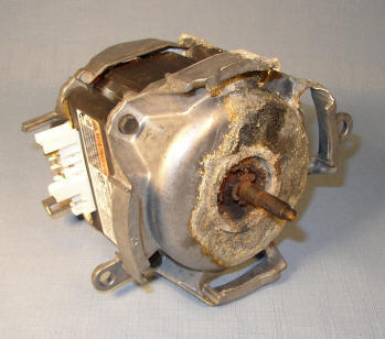 water-damaged tall tub dishwasher motor