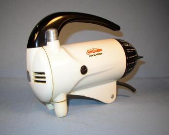 vintage sunbeam mixmaster operator s manual model 10